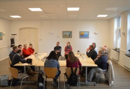 Discussões profundas marcaram o terceiro dia do intercâmbio Nordfriesland – Vale do Itajaí