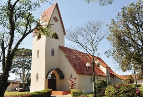 70 Anos do Templo da Comunidade Evangélica de Confissão Luterana em Rolândia