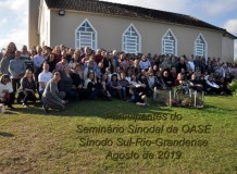 Seminário Sinodal da OASE do Sínodo Sul-Rio-Grandense
