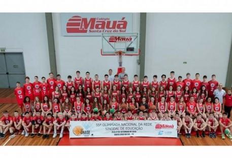 Mais de 600 estudantes participam da 55ª Onase no Colégio Mauá
