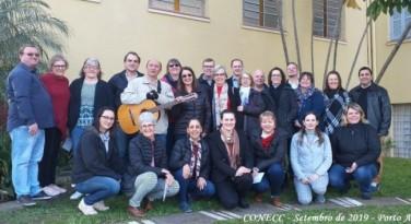 Conselho Nacional de Educação Cristã Contínua (CONECC) mais uma vez em ação!