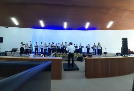 22º Encontro de Coros do Sínodo Paranapanema - Castro PR
