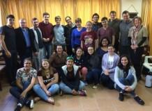 Seminários com estudantes de Teologia - 31 de agosto e 01 de setembro de 2019