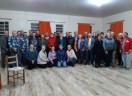 Seminário de Lideranças em Linha Pinheiro Machado - Brochier/RS