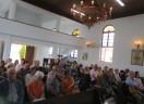 Culto com homenagem às pessoas idosas em São Francisco do Sul/SC