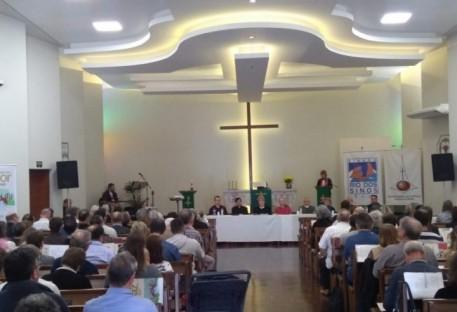 18ª Assembleia Sinodal do Sínodo Rio dos Sinos acontece na Comunidade Evangélica Floresta Imperial em Novo Hamburgo