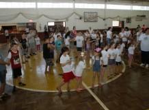 Encontro Paroquial de Crianças do Culto Infantil em Ernestina/RS