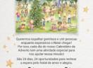 Calendário de Advento Dorcas