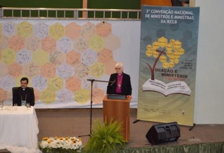 A Igreja no Espaço Público: Igrejas Luteranas assumindo responsabilidade pelo mundo hoje