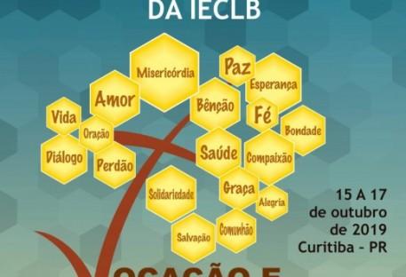 Transmissão ao Vivo - 3ª. Convenção Nacional de Ministros e Ministras da IECLB