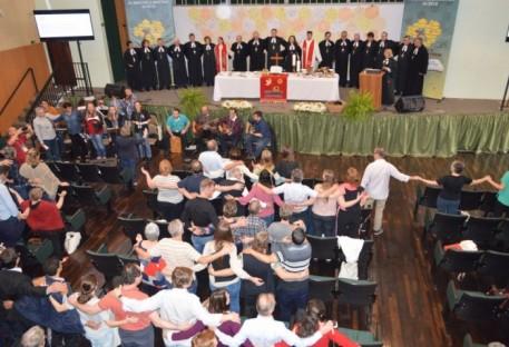 Celebração de Encerramento da 3ª Convenção e Ministros e Ministras