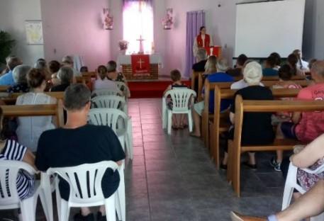 Paróquia São José do Hortêncio - Linha Nova Baixa