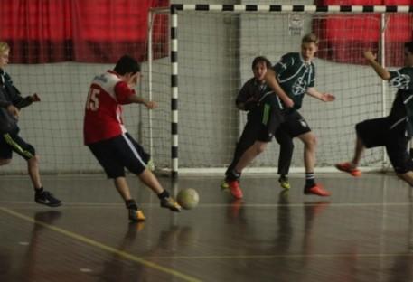JETRI promove torneio de futsal