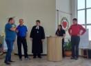 Visita de representantes da Obra Missionária Evangélica Luterana (OMEL) a Comunidade Vale do Paraíba