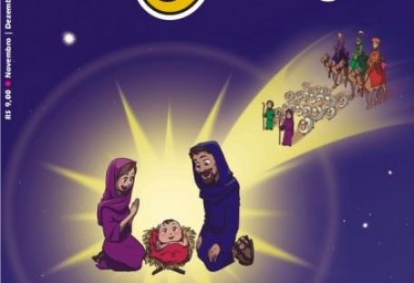 Crianças vivendo o Advento e o Natal com a Revista O Amigo das Crianças