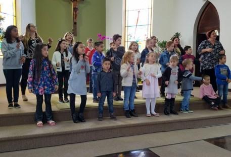 Celebrando 100 Anos de Culto Infantil
