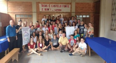 Seminário Comunidades Criativas em Lajinha do Pancas - SESB