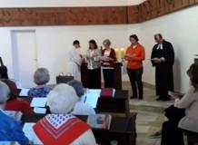 Culto ecumênico em Santo André celebra o 20° aniversário da DCDJ