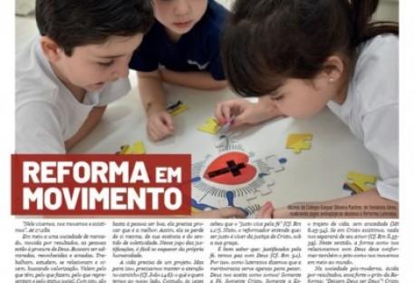 Jornal do Sínodo Uruguai - Ano 17 - nº 71 - Setembro 2019