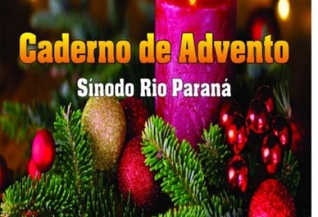 Caderno de Advento 2019 - Sínodo Rio Paraná
