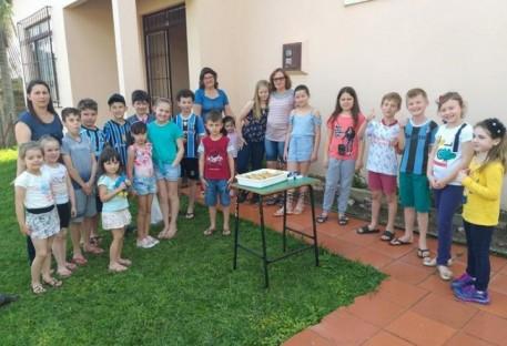 Culto Infantil em Erval Seco/RS