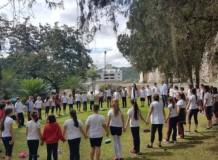 Atividade sobre Cooperação no Colégio Cônsul Carlos Renaux - Brusque/SC