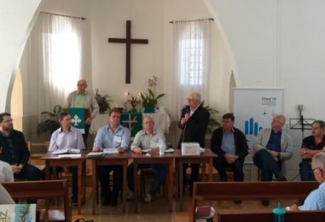 Assembleia Sinodal do Sínodo Noroeste Riograndense