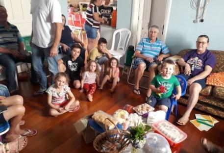 Curso Redescoberta do Evangelho - Encontro de Famílias tem seu encerramento