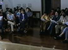 Vídeos do Seminário Liturgia, Arte e Urbanidade