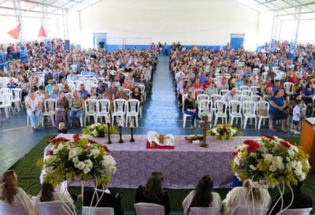 Paróquia de Rio Possmoser - Sínodo Espírito Santo a Belém - celebra 5º Dia Paroquial da Igreja
