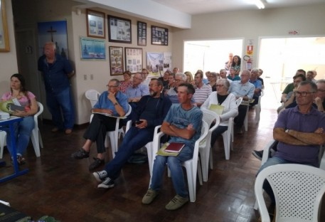 Reunião do Conselho Sinodal do Sínodo Sul-Rio-Grandense