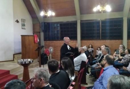 Celebração Ecumênica no Sínodo Paranapanema