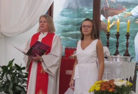 Cultos de Confirmação na Paróquia Litoral Norte Catarinense