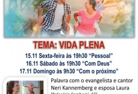 Evangelização em Montenegro/RS