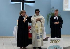Culto da Reforma em Luis Eduardo Magalhães/BA