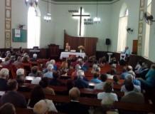 Culto ecumênico pelos 502 anos da Reforma em Nova Petrópolis/RS