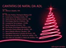 Cantatas de Natal da Associação Diacônica Luterana (ADL) - 2019