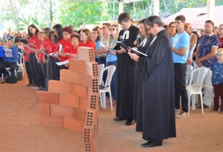 Dia da Reforma Luterana na UP Jucu - Espírito Santo