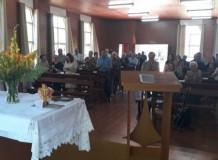 Culto Festivo na Comunidade em Mormaço - Mormaço/RS