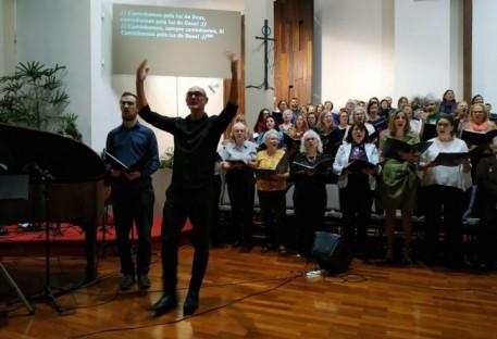 União das Comunidades em Porto Alegre, Alvorada e Viamão celebra os 502 anos da Reforma em Culto Festivo
