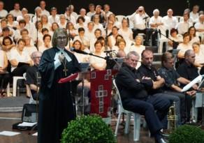 Alegria e gratidão no Culto da Reforma realizado pela Comunidade Evangélica de Joinville (CEJ-UP)