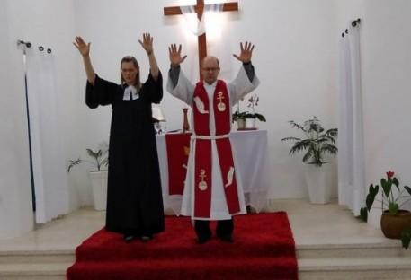 Celebração da Reforma Luterana