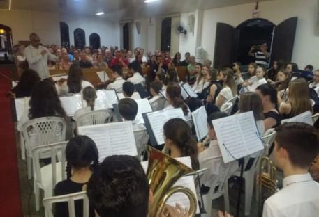 Culto e Concerto Alusivo à Reforma Luterana em Jaraguá do Sul/SC