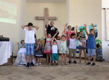 Culto de Aniversário de Batismo em São José dos Campos/SP