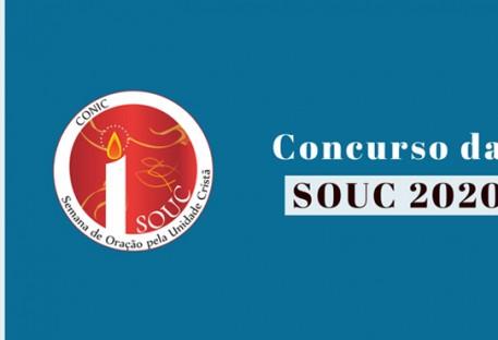 Edital para o Concurso do Cartaz da SOUC, edição 2020