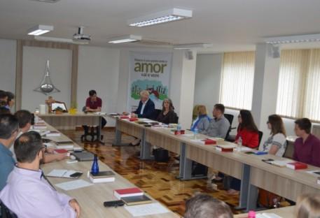 Colóquio da Presidência com os Candidatos e as Candidatas aos Ministérios com Ordenação