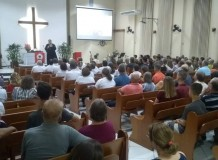 502 anos da Reforma Protestante na União Paroquial Dona Francisca