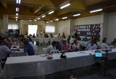 Conselho Sinodal do Vale do Itajaí teve última reunião do ano em Blumenau