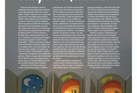 Jornal do Sínodo Uruguai - Ano 17 - nº 72 - Novembro 2019