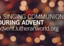 Cantar em Comunhão durante o Advento - Federação Luterana Mundial